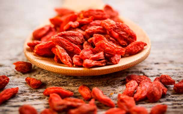 Spotlight on: Goji Berries!